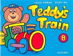 Obálka titulu Teddy´s Train B