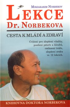 Obálka titulu Lekce Dr. Norbekova