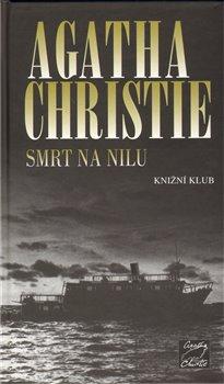 Obálka titulu Smrt na Nilu