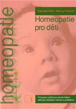 Obálka titulu Homeopatie pro děti