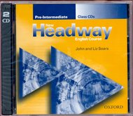 New Headway Pre-Intemediate Class Audio CDs