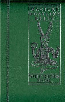Obálka titulu Magické rostliny Keltů
