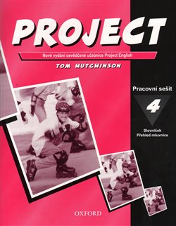 Obálka titulu Project 4 - Pracovní sešit