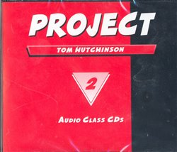 Obálka titulu Project 2 Audio Class CDs