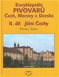 Encyklopedie pivovarů Čech, Moravy a Slezska, II. díl - Jižní Čechy - obálka
