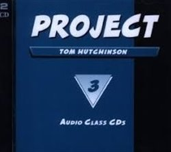 Project 3 Audio Class CDs - Tom Hutchinson (2xCD-ROM)