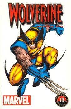 Obálka titulu Wolverine (kniha 03)