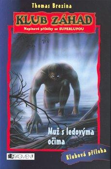 Obálka titulu Muž s ledovýma očima