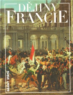 Obálka titulu Dějiny Francie