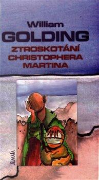 Obálka titulu Ztroskotání Christophera Martina