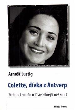 Obálka titulu Colette, dívka z Antverp