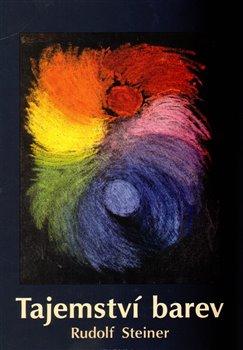 Obálka titulu Tajemství barev
