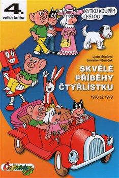 Obálka titulu Skvělé příběhy Čtyřlístku