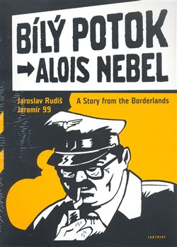 Obálka titulu Bílý Potok - A Story from the Borderlands