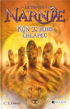 Obálka titulu Letopisy Narnie - Kůň a jeho chlapec