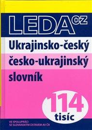Ukrajinsko-český a česko-ukrajinský slovník