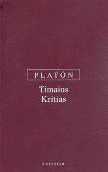 Obálka titulu Timaios, Kritias