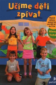 Obálka titulu Učíme děti zpívat