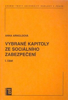 Obálka titulu Vybrané kapitoly ze sociálního zabezpečení 1. díl
