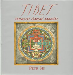Obálka titulu Tibet - Tajemství červené krabičky