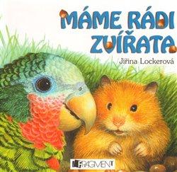 Obálka titulu Máme rádi zvířata - leporelo