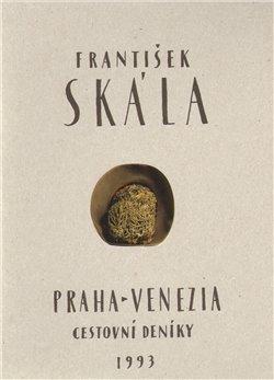 Obálka titulu Praha - Venezia 1993