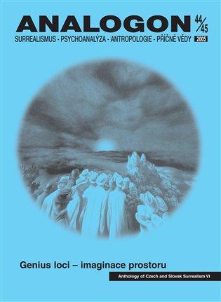Analogon 44-45:Surrealismus-Psychoanalýza-Antropologie-Příčné vědy - -   Replicamaglie.com