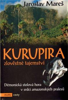 Obálka titulu Kurupira - zlověstné tajemství