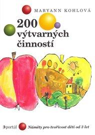 200 výtvarných činností