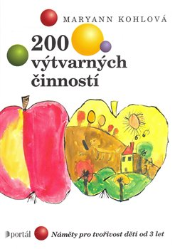 Obálka titulu 200 výtvarných činností