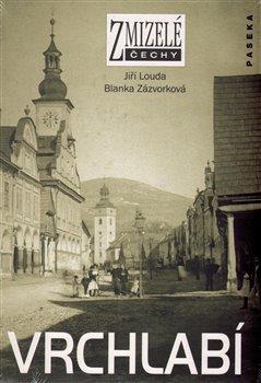 Obálka titulu Zmizelé Čechy-Vrchlabí