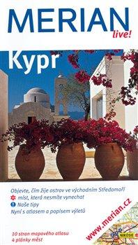 Obálka titulu Kypr - Merian Live!