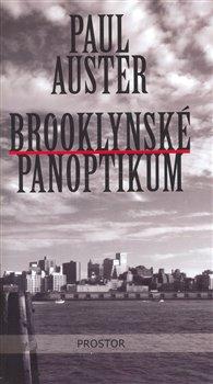Obálka titulu Brooklynské panoptikum