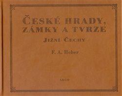 Obálka titulu České hrady, zámky a tvrze III.
