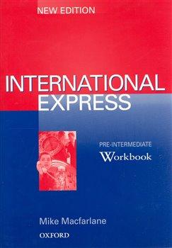 Obálka titulu International Express New Edition Pre-Intermediate Workbook