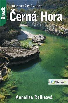 Obálka titulu Černá Hora - turistický průvodce
