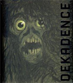 Obálka titulu Dekadence: V barvách chorobných