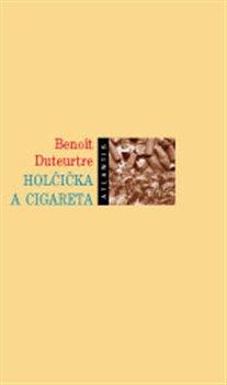 Obálka titulu Holčička a cigareta