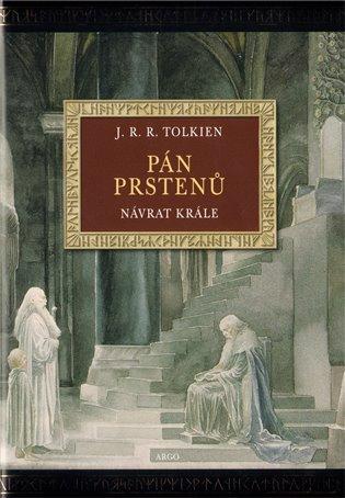 Návrat krále (ilustrované vydání) - Pán Prstenů III.