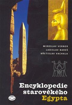 Obálka titulu Encyklopedie starověkého Egypta