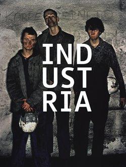 Obálka titulu Industria