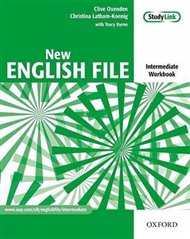 New English File Intermediate - Workbook