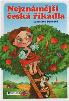 Obálka titulu Nejznámější česká říkadla