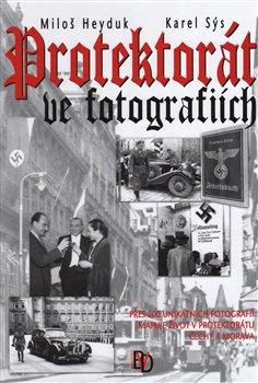 Obálka titulu Protektorát ve fotografiích