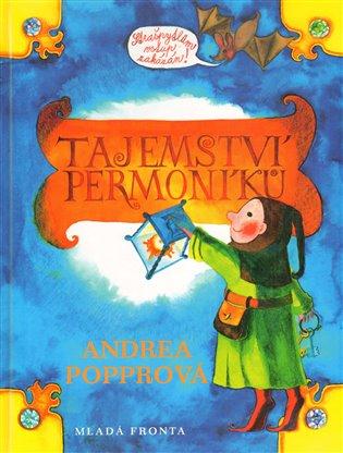 Tajemství permoníků - Andrea Popprová   Booksquad.ink