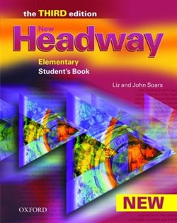 Obálka titulu New Headway Elementary the Third Edition - Student´s Book