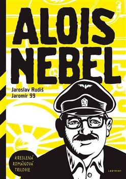 Obálka titulu Alois Nebel - kreslená románová trilogie