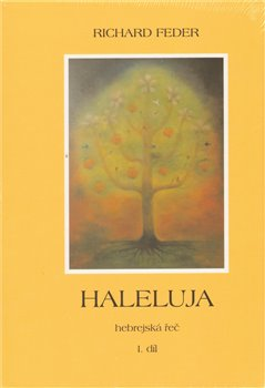 Obálka titulu Haleluja. Hebrejská řeč (I.+II. díl)