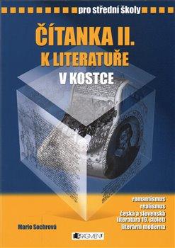 Obálka titulu Čítanka k Literatuře v kostce pro střední školy II.