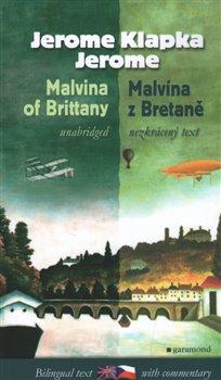 Obálka titulu Malvína z Bretaně/Malvina of Brittany
